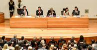 Candidatos à presidência OAB/DF participam de debate na CLDF