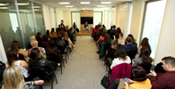 Desafios da liderança feminina foram tema de debate na sede do Perlman Vidigal Godoy Advogados
