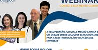 Escritório realiza debate sobre soluções extrajudiciais para reestruturação de empresas