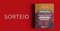 "Resultado do sorteio do e-book ""Coronavírus e os Impactos Trabalhistas"""