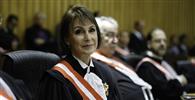 Primeira presidente mulher do TST, ministra Cristina Peduzzi toma posse