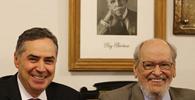 """Luís Roberto Barroso saúda Sepúlveda Pertence: """"Um homem que ensina sendo"""""""