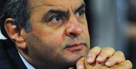 STF bloqueia R$ 1,6 mi do deputado Aécio Neves