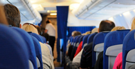 Perturbação e tumulto em aviões podem se tornar crimes