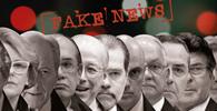 Vencido apenas Marco Aurélio, STF segue com inquérito das fake news