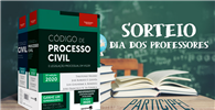 Resultado do sorteio especial: Dia do Professor