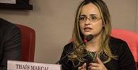 Thaís Marçal completa 110 palestras como coordenadora da ESA OAB/RJ