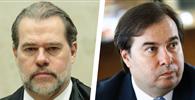 Toffoli e Maia defendem quarentena de inelegibilidade para juízes e promotores disputarem eleições