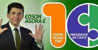 """CE: Edson Santana abdica de candidatura à presidência e passa a integrar chapa 10 – """"Reage OAB"""""""