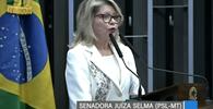 Senadora critica atuação da OAB no combate à corrupção; seccional de MT responde