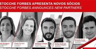 Stocche Forbes Advogados anuncia novos sócios