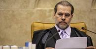 Toffoli nega pedido de Aras em caso de dados sigilosos