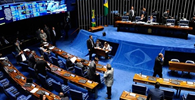 Davi Alcolumbre é eleito presidente do Senado