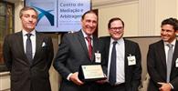 Câmara Portuguesa reúne advogados de Brasil e Portugal na reinauguração do Centro de Mediação e Arbitragem