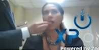 Desembargador do ES dá doce na boca de servidora durante sessão virtual