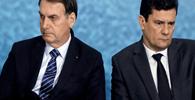 Moro apresenta mensagens com Bolsonaro acerca da troca no comando da PF