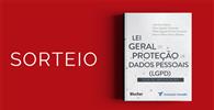 """Resultado do sorteio da obra """"Lei Geral de Proteção de Dados Pessoais - Guia de Implantação"""""""