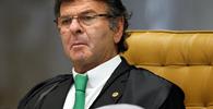Ministro Fux proíbe Lula de dar entrevista à imprensa