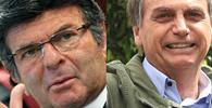 Fux suspende ações contra Bolsonaro por incitação ao estupro e injúria
