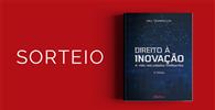 """Resultado do sorteio da obra """"Direito à Inovação: A vida nas cidades inteligentes"""""""