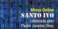Missa de Santo Ivo será transmitida online pela AASP, OAB/SP e IASP