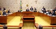 Projeto aumenta quórum de decisão do STF sobre constitucionalidade