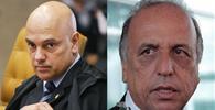 STF: Moraes nega liminar em HC e mantém prisão preventiva de Pezão