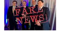 Fake news: Presidentes do STF, Câmara e Senado não posaram em foto com prefeito de NY