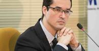 CNMP aplica censura a Dallagnol por tweets contra Renan Calheiros