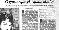 Advogado aos 17 anos: conheça a história de Ricardo Tadeu Soares