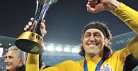 Suspensa penhora da taça do Mundial de 2012 do Corinthians
