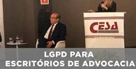 Estar em conformidade com a LGPD garante aos escritórios competitividade de mercado
