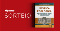 """Resultado do sorteio da obra """"Justiça Ecológica: Proteção Integral do Meio Ambiente e a Jurisprudência das Cortes Superiores Brasileiras"""""""