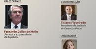 """IGP realiza o webinar """"Garantias fundamentais e processo político"""""""