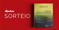 """Resultado do sorteio da obra """"Curso de Direito Constitucional"""""""
