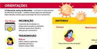 TJ/MA estabelece medidas de prevenção ao coronavírus