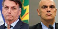 Bolsonaro diz que Alexandre de Moraes está no STF por amizade com Temer; ministros reagem