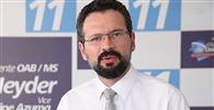 Candidato à presidência da OAB/MS, Jully Heyder apresenta suas propostas