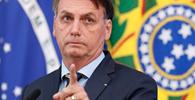 Bolsonaro diz que Moro propôs troca de Valeixo após sua nomeação ao STF