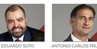 Eduardo Soto e Antonio Carlos Frugis fundam boutique de Direito Trabalhista