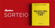 """Resultado do sorteio da obra """"Iura Novit Curia: A Máxima e o Mito"""""""