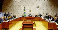 Ministros do STF julgam feitos em lista em sessão extraordinária; Confira