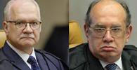 Gilmar Mendes e Edson Fachin se desentendem sobre morte por covid-19 de ex-deputado preso