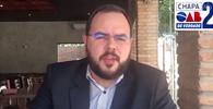 Candidato à presidência da OAB/MA, Carlos Brissac apresenta suas propostas