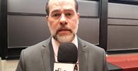 """Toffoli: """"É natural que haja críticas, mas não vamos admitir ataques ao STF"""""""