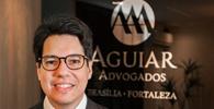 Andrei Aguiar é o novo presidente da Associação Brasileira de Advogados no Ceará